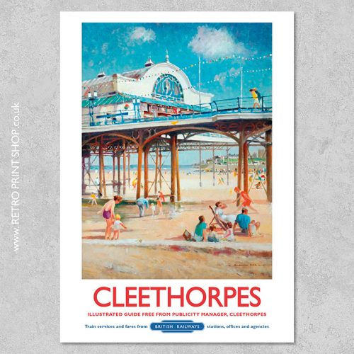 Cleethorpes Poster