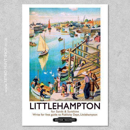 Littlehampton Poster 2