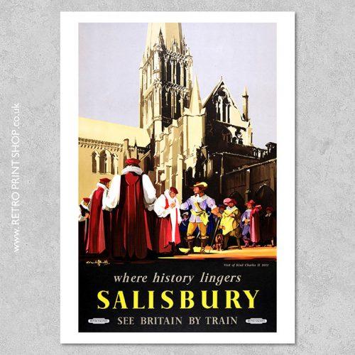 Salisbury Poster