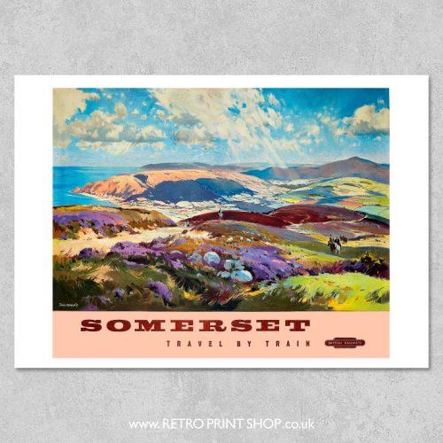 Somerset Poster
