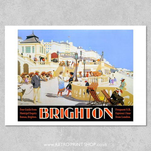 Brighton Poster