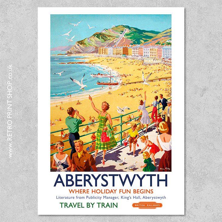 Aberystwyth Poster