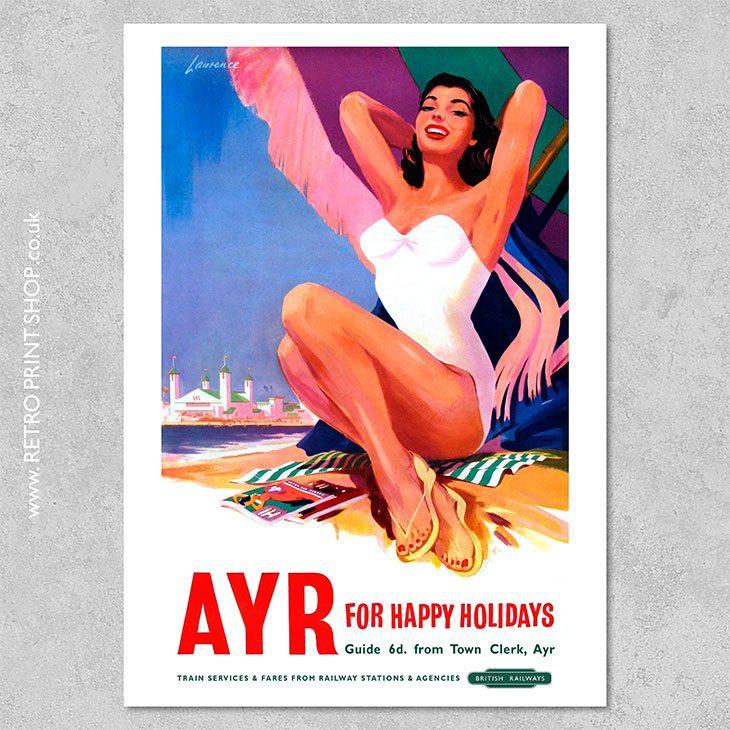 Ayr Poster