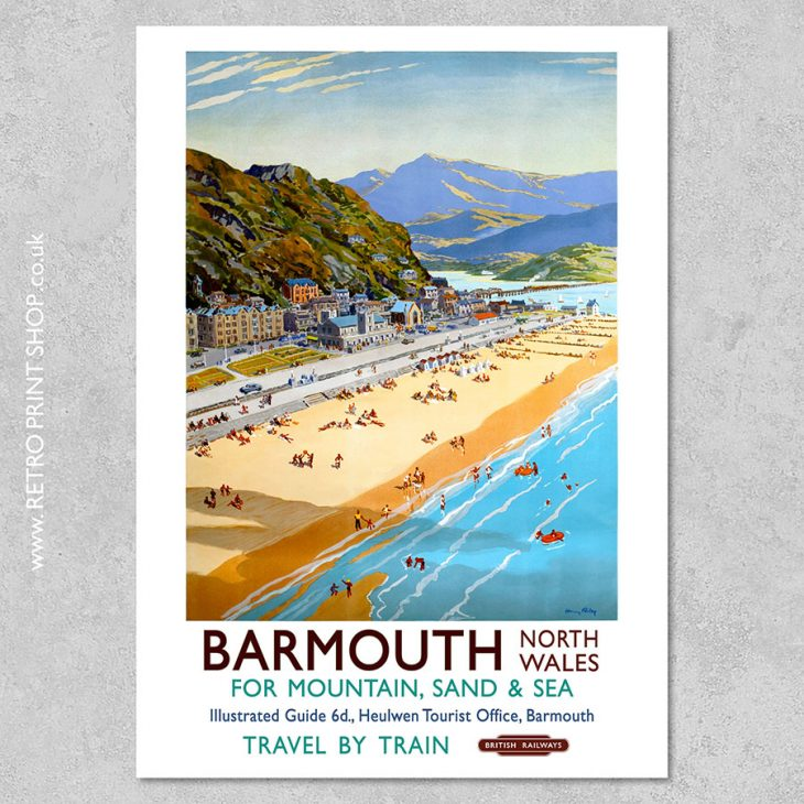Barmouth Poster 3
