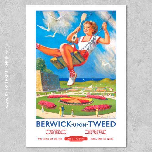 Berwick-upon-Tweed Poster