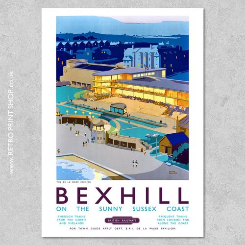Bexhill Poster