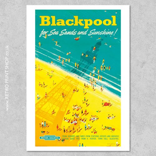 Blackpool Poster 2