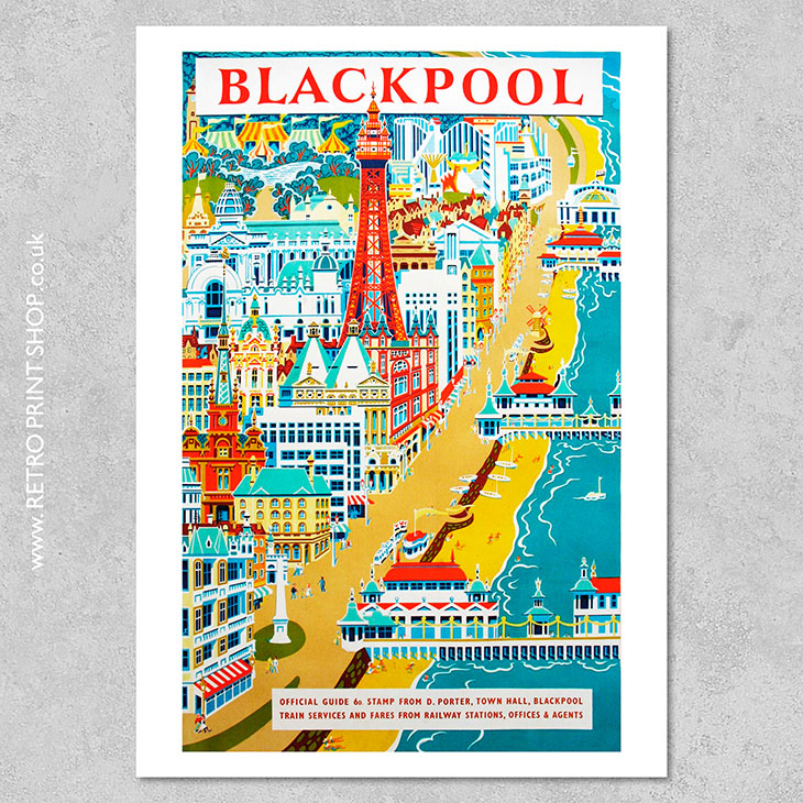 Blackpool Poster 3