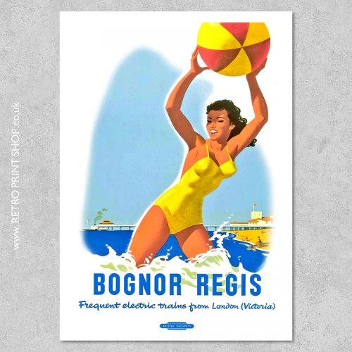 Bognor Regis Poster