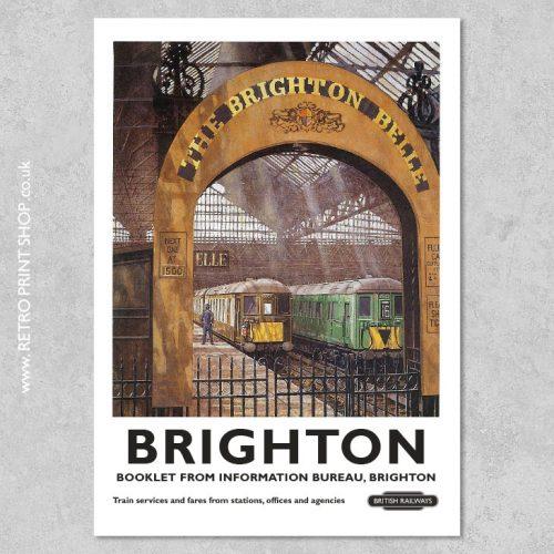 Brighton Belle Poster 3