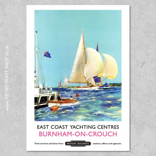 Burnham-on-Crouch Poster