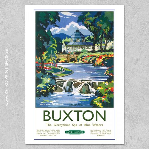 Buxton Poster