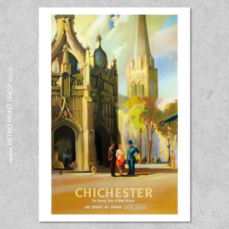 Chichester Poster