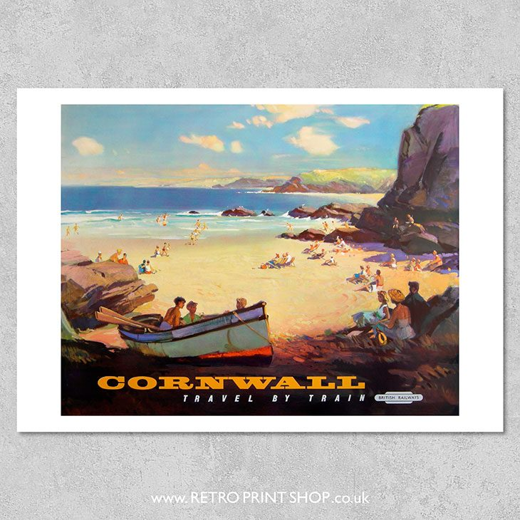 Cornwall Poster 2