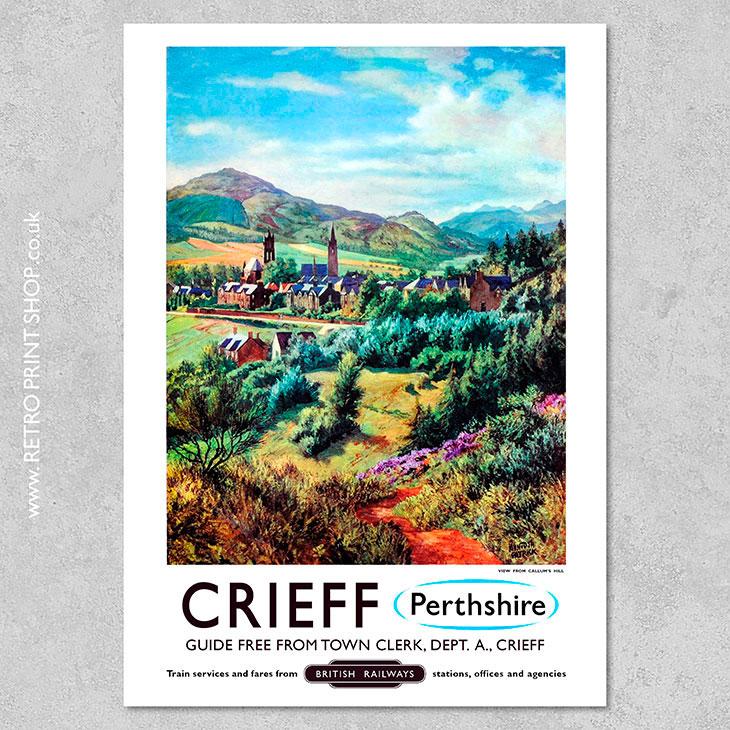Crieff Poster 2