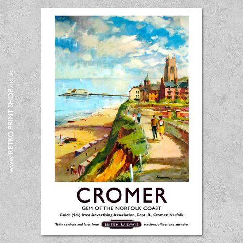 Cromer Poster