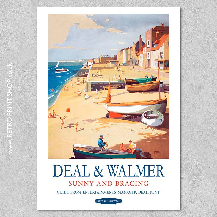 Deal & Walmer Poster 2