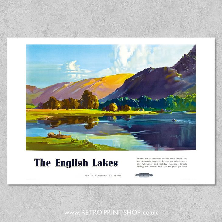 British Railways English Lakes