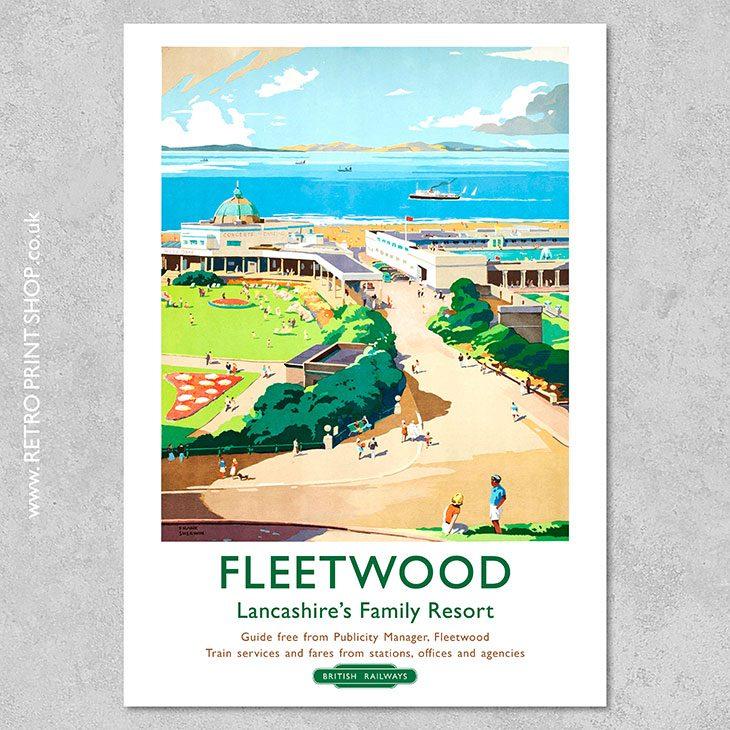 Fleetwood Poster