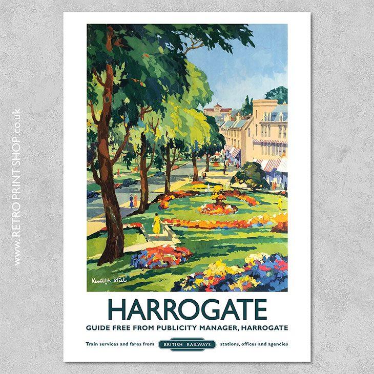 Harrogate Poster
