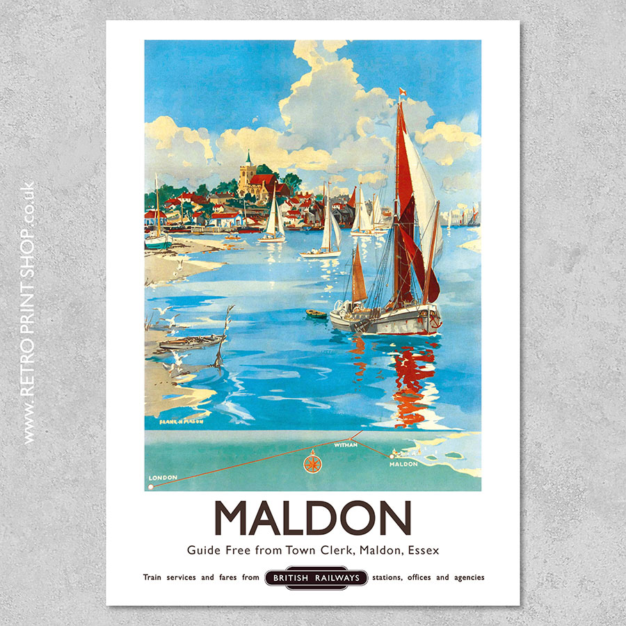 British Railways Maldon