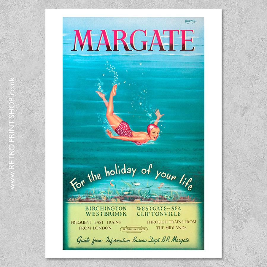 Margate Poster