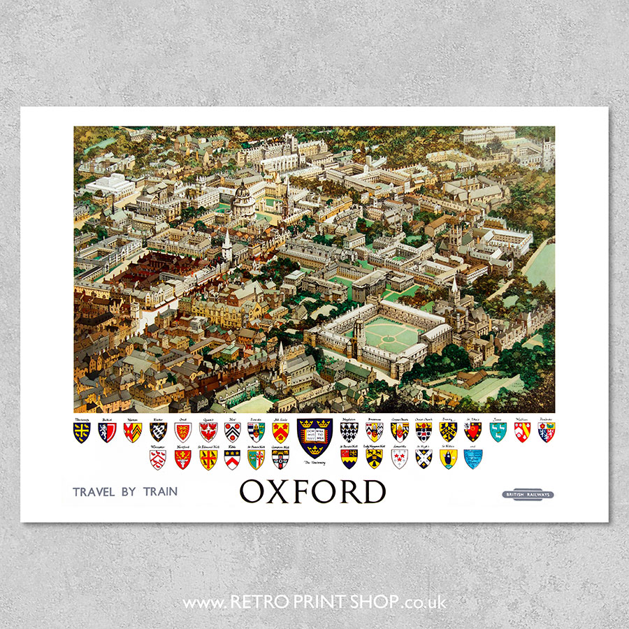 Oxford Poster 2