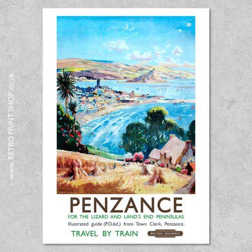 Penzance Poster 2