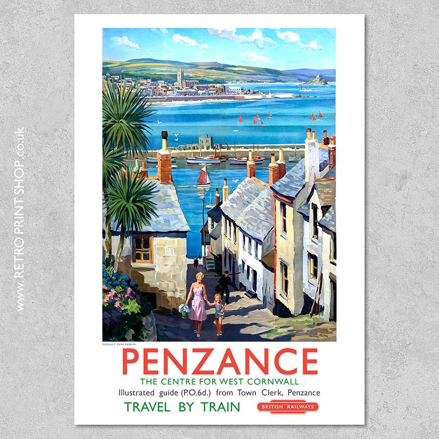 Penzance Poster 3