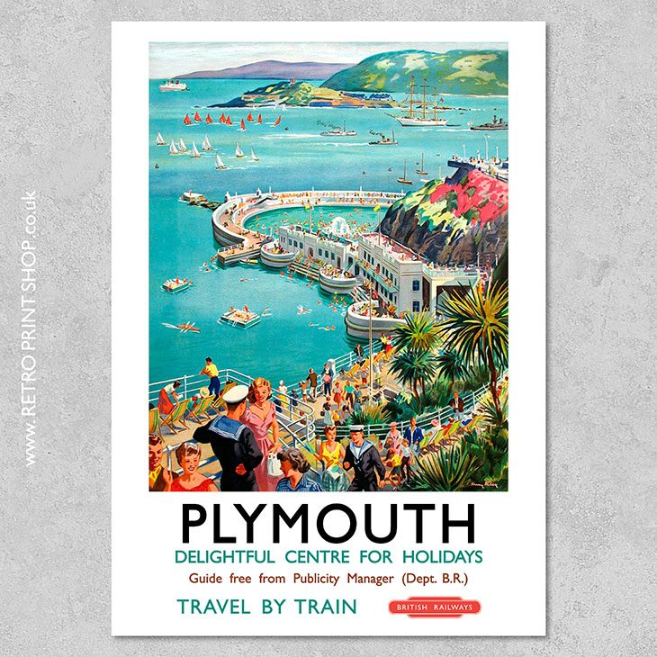 Plymouth Poster