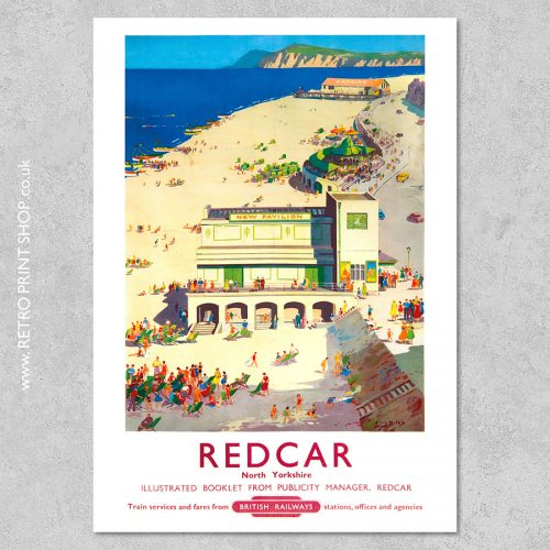 Redcar Poster 2