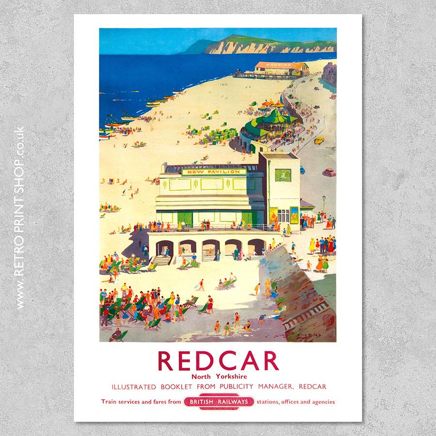 Redcar Poster 2