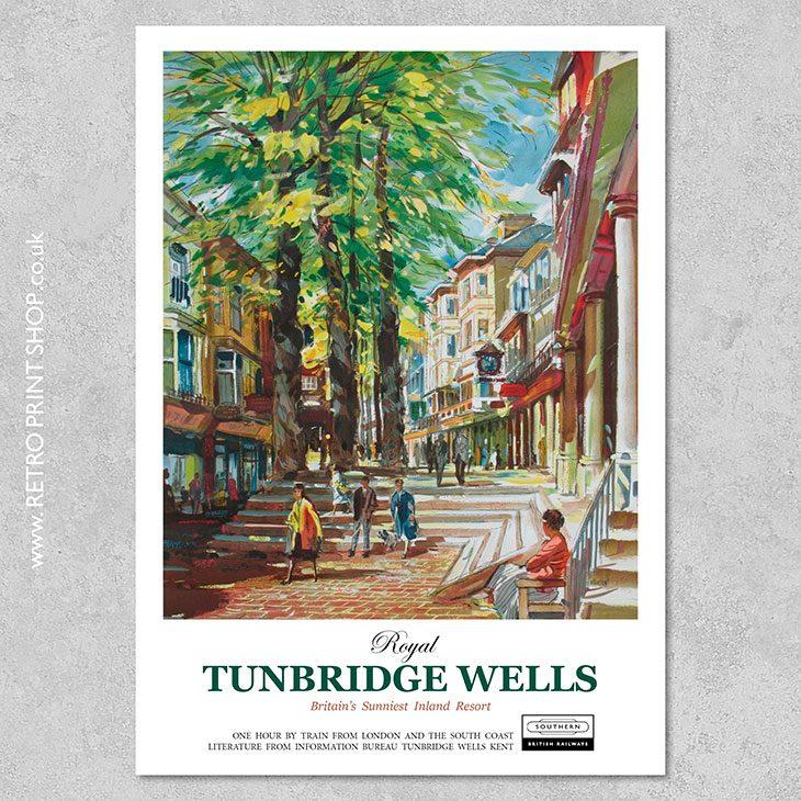 Royal Tunbridge Wells Poster