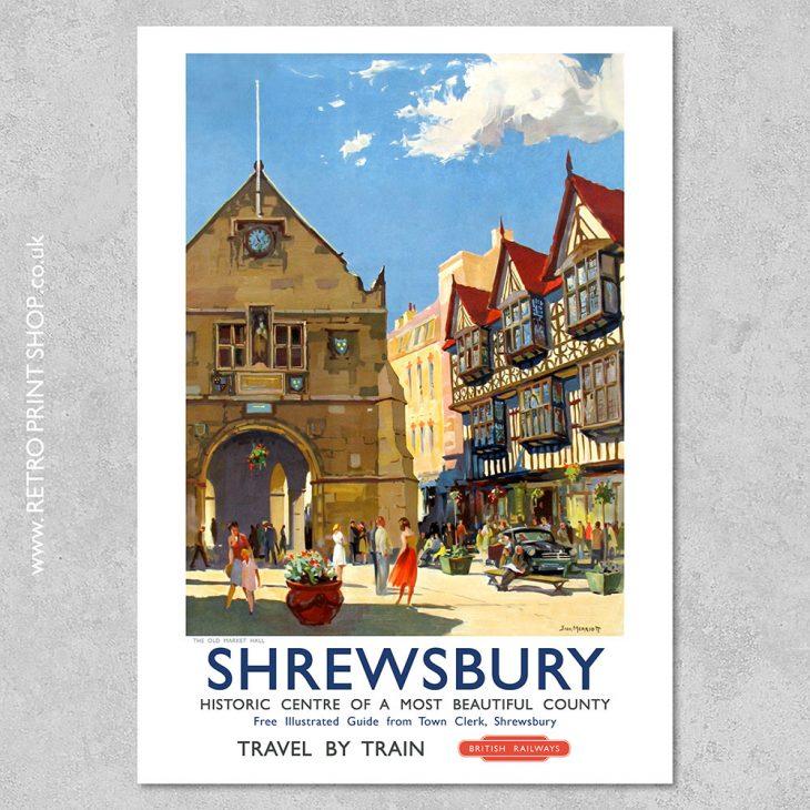Shrewsbury Poster