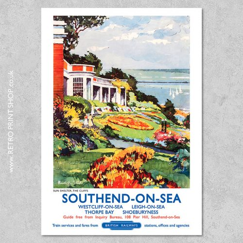 Southend-on-Sea Poster 2