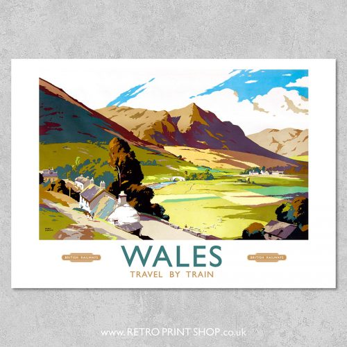 BR Wales Poster 2