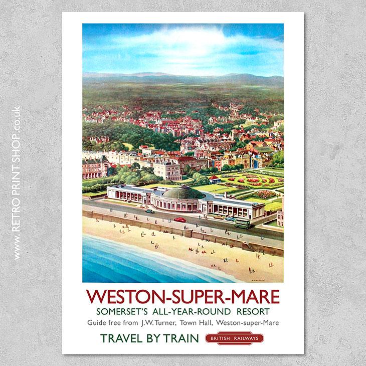 Weston-super-Mare Poster 4