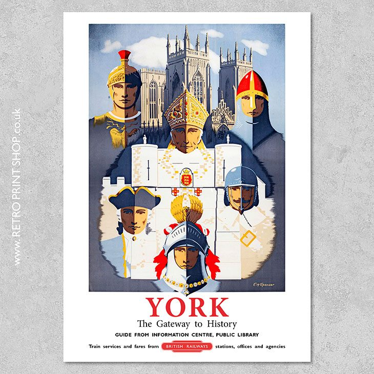 York Poster