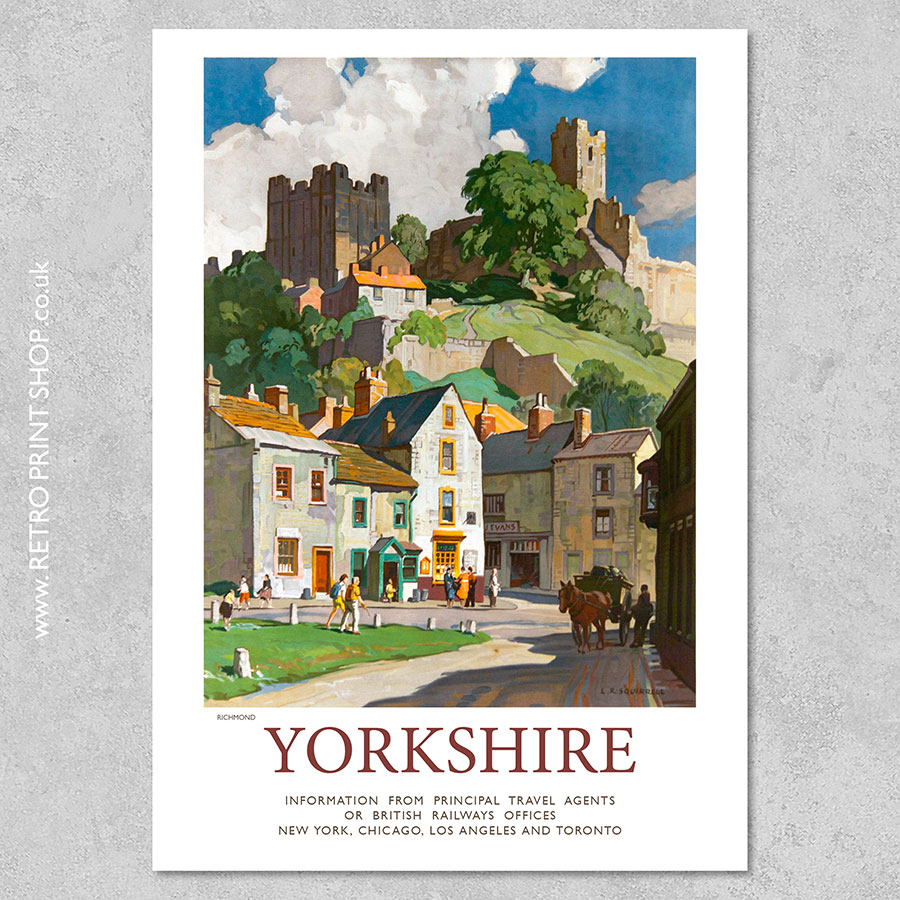 Yorkshire Poster 2