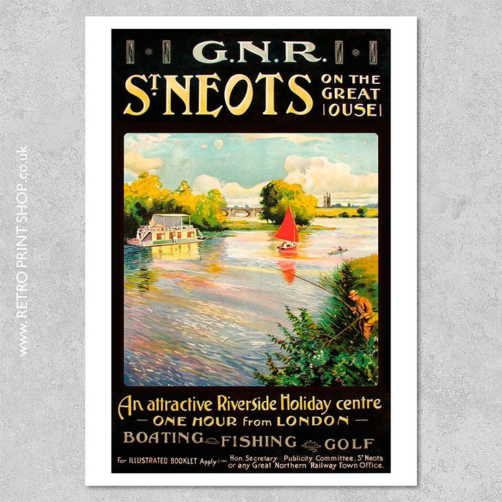 St Neots Poster