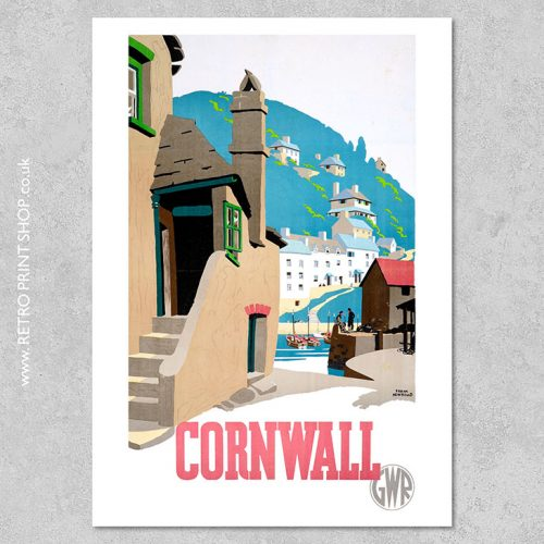 GWR Cornwall Poster 4
