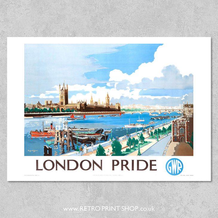 GWR London Pride