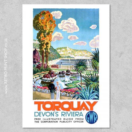 GWR Torquay Poster 2