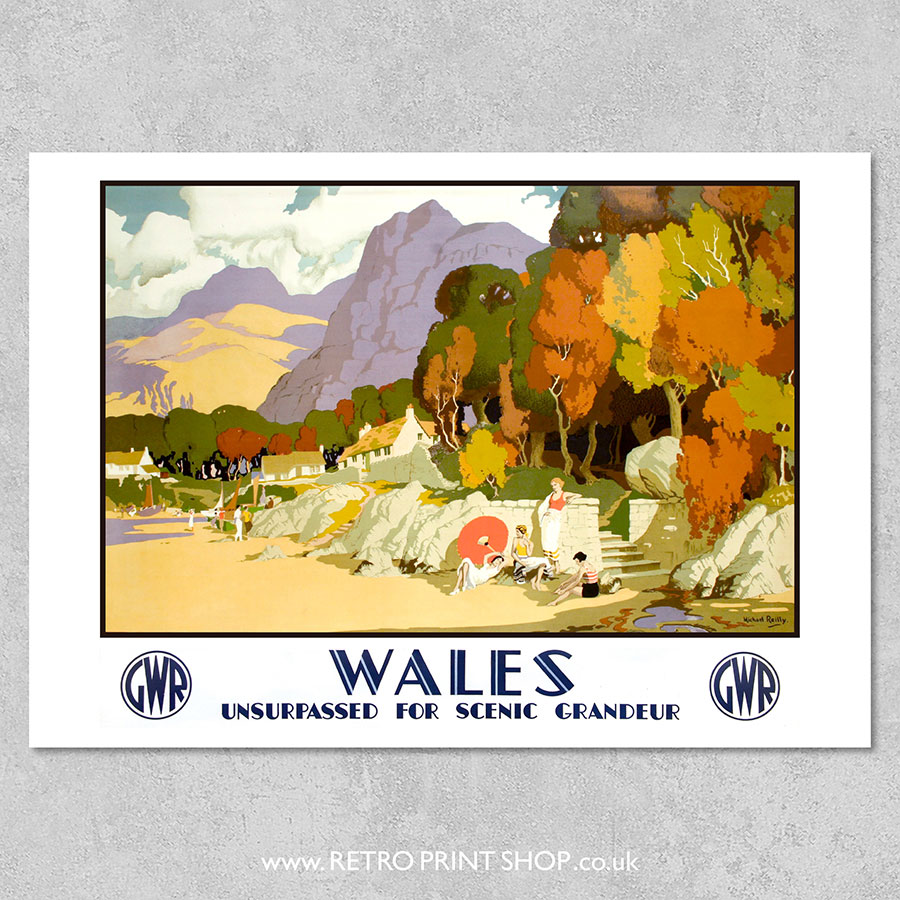 GWR Wales Poster 2