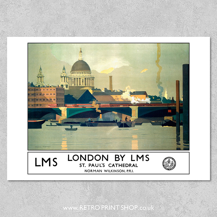LMS London St Pauls Cathedral