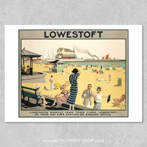 LMS Lowestoft