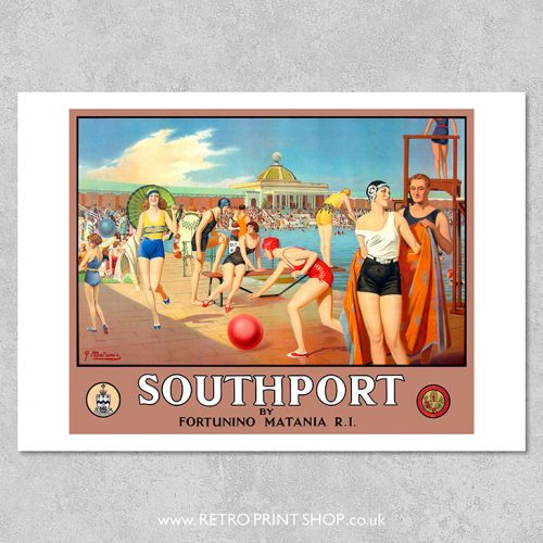 LMS Southport Poster 2