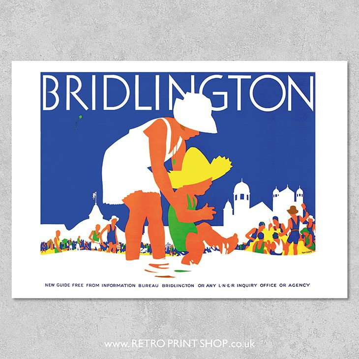 Bridlington Poster