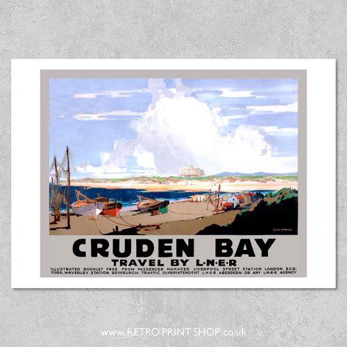 LNER Cruden Bay