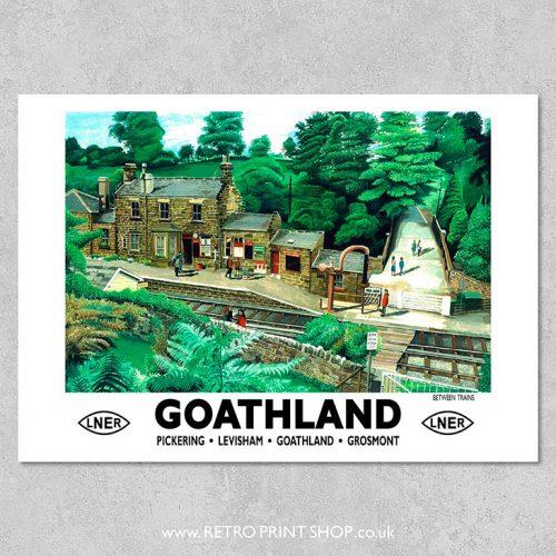 Goathland Poster